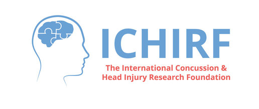 ICHIRF: International Concussion and Head Injury Research Foundation Logo